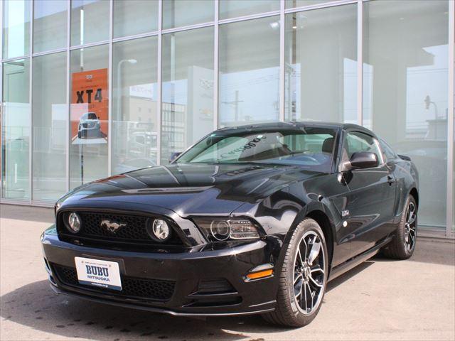 フォード マスタング V8 GTクーペ ザ ブラック 限定車 黒革シート ガラスルーフ シートヒーター バックカメラ キセノン 19インチAW クルーズコントロール