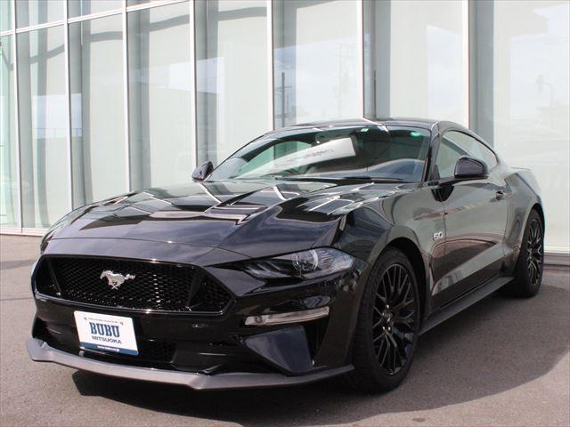 フォード マスタング GT 新車並行車 ワンオーナー 右ハンドル 黒革シート シートヒーター&ベンチレーション バックカメラ