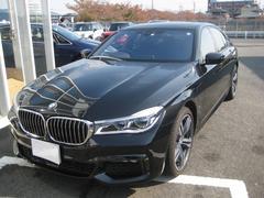BMW740eアイパフォーマンス Mスポーツ デモカー 黒レザー