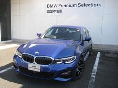 BMW320i Mスポーツ 19インチホイール デモカー