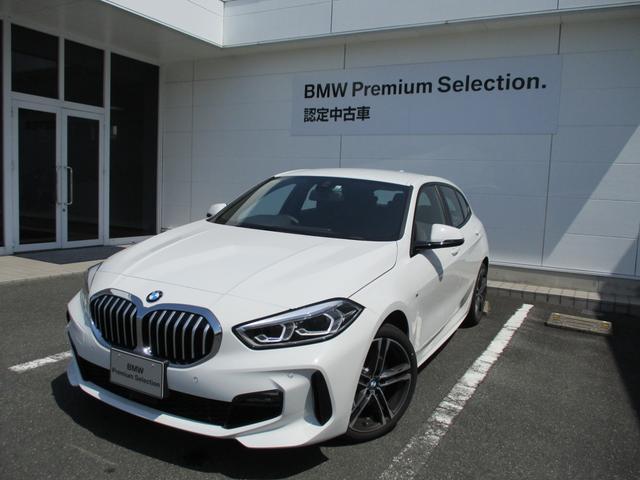 BMW 118i Mスポーツ ナビP コンフォートP デモカー