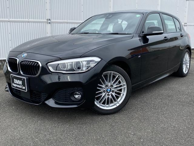 BMW  118d Mスポーツ ブラックレザー アクティブクルーズコントロール パーキングサポートパッケージ