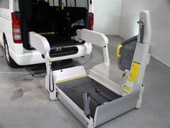 レジアスエースバンウェルキャブクルマイス 1年保証 福祉車両 電動スライドドア