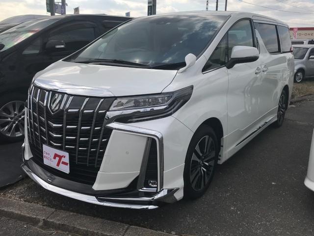 アルファード 240X トヨタセーフティセンス 社外ナビ ETC モデリスタ