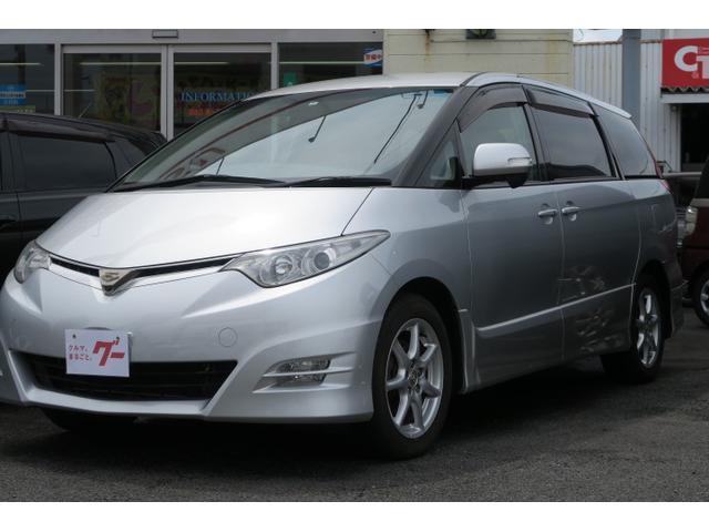 トヨタ アエラス ナビ バックモニター オートエアコン ETC
