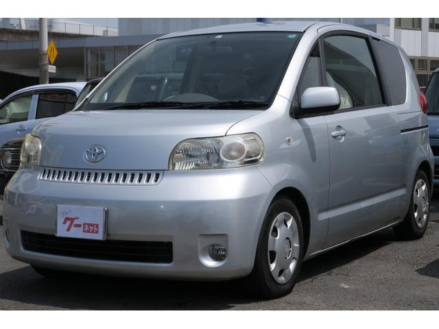 トヨタ ポルテ 150r サイドアクセス車 A type 脱着シート仕様 キーレス ETC CD オートエアコン 左側電動スライドドア