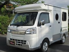 ハイゼットトラックエクストラCampMaster AT 2WD 8ナンバー