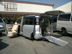 シエンタX スローパー 車いすスロープタイプ助席電動リフトUPシート