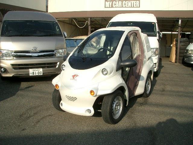 トヨタ トヨタ コムス B・COMデリバリー 小型電気自動車EV