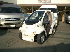 トヨタトヨタ コムス B・COMデリバリー 小型電気自動車EV