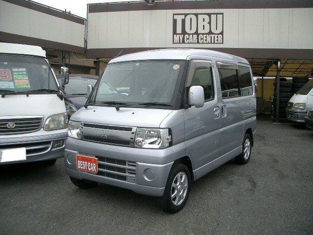 三菱 LX  ハイルーフ 社外ナビ ETC