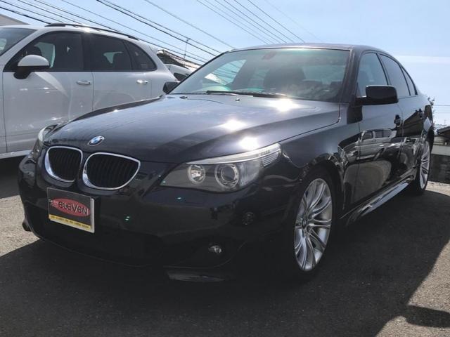 BMW 525i Mスポーツパッケージ ナビ ETC