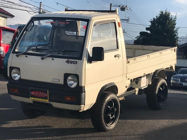 三菱  4WD 4速マニュアル