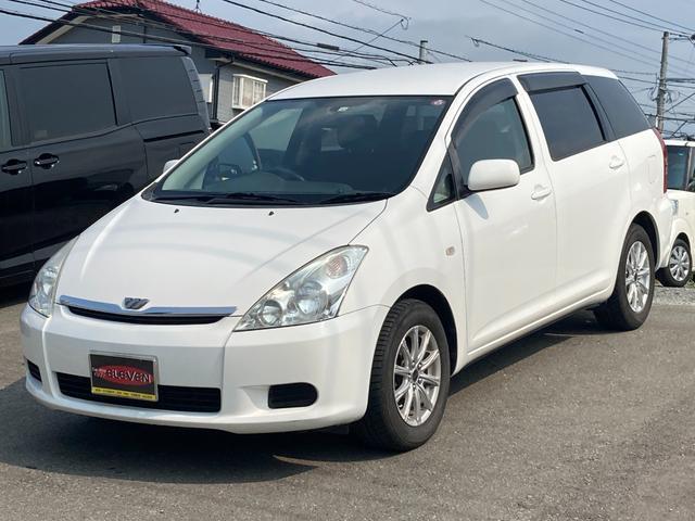 トヨタ X ナビ フルセグTV バックカメラ 三列シート