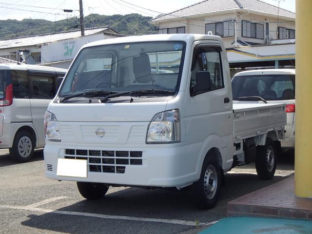 日産 DX 届出済未使用車 5MT