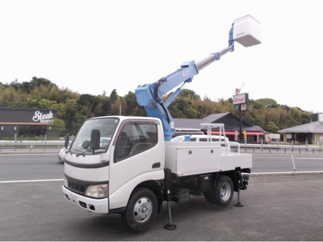 日野 高所作業車9.7m