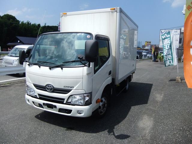 トヨタ ダイナトラック  保冷バン