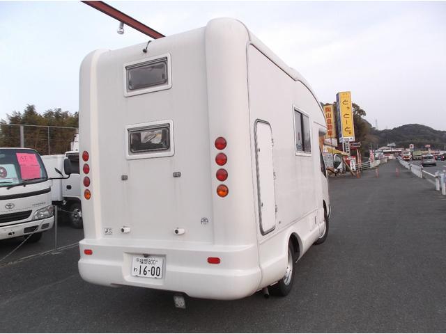 トヨタ カムロード  キャンピングカー