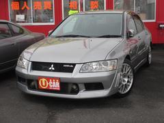 ランサーエボリューションVII GT−A HKS車高調 レカロシート