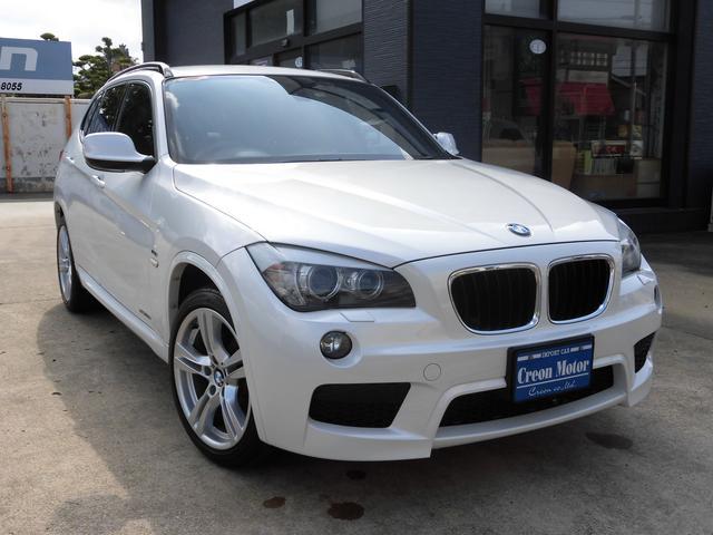 BMW xDrive 20i Mスポーツ 社外ナビ・TV・Bカメラ
