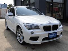 BMW X1xDrive 20i Mスポーツ 社外ナビ・TV・Bカメラ