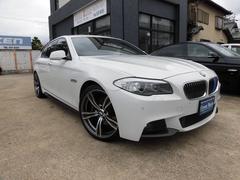BMW528i Mスポーツパッケージ Mパフォーマンス仕様