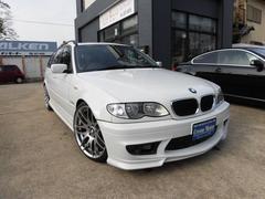 BMW318iツーリング エナジーコンプリート&HDDナビ