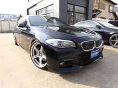 BMW535i Mスポーツパッケージ Mパフォーマンス仕様