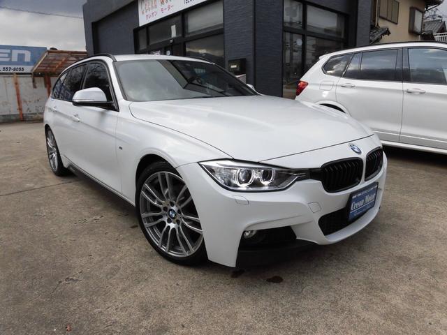 BMW 320d ツーリング Mスポーツ OP19AW・地デジ