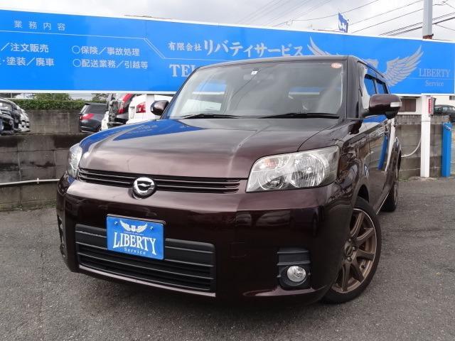 トヨタ 1.5G チョコレート HDDナビ・テレビ・ETC