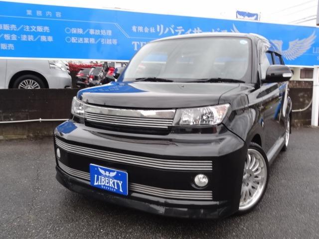 トヨタ bB Z エアロ-Gパッケージ ストリートビレット ナビTV