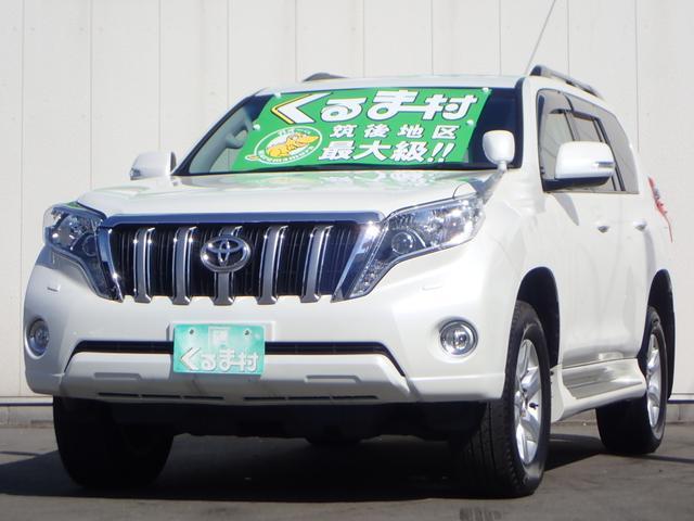トヨタ TX L-PG SR 黒革 ディーゼルTB 7人乗