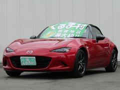 ロードスターSスペシャルパッケージ マツダコネクトナビ 6速車