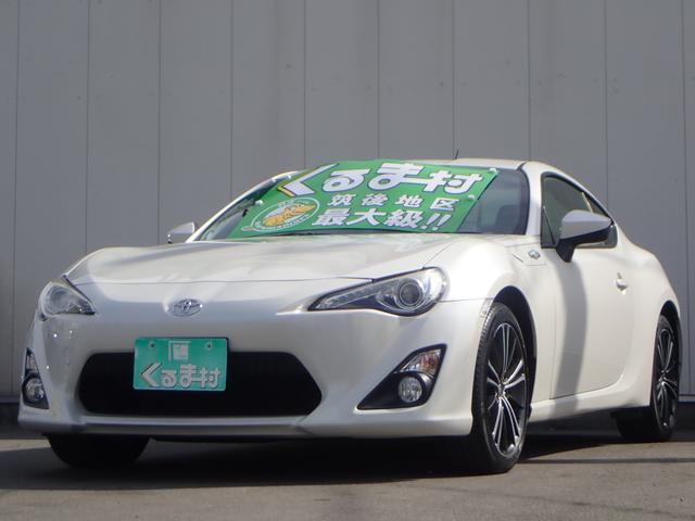 トヨタ GT フルセグSDナビ 6速車