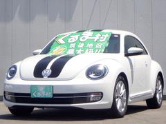 VW ザ・ビートルデザインレザーパッケージ ICターボ シートヒーター