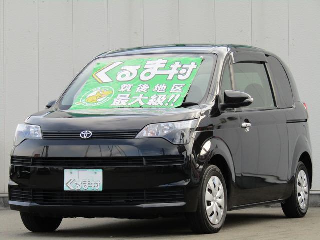 トヨタ X アイドリングS 左自動ドア プッシュスタート