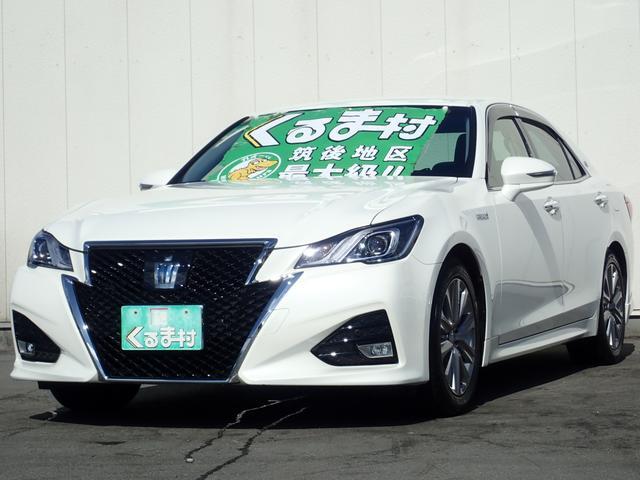 トヨタ アスリートS SDマルチ TSS-P 革調シートカバー