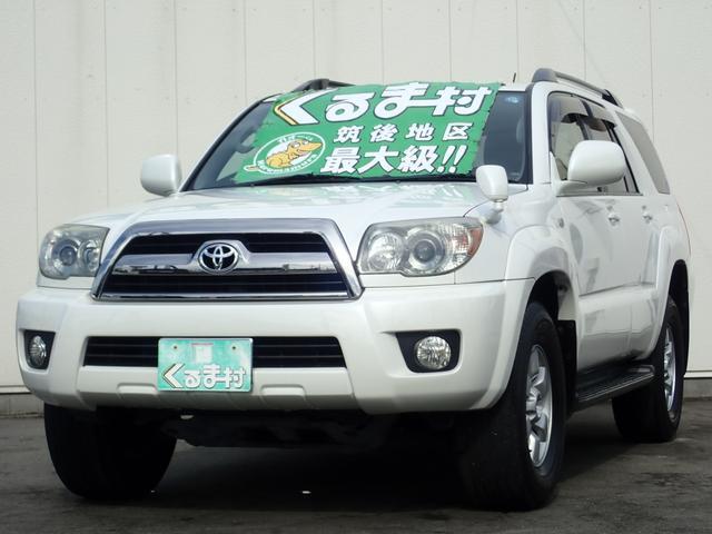 トヨタ SSR-Xリミテッド DVDナビ 黒革調シートカバー 4WD