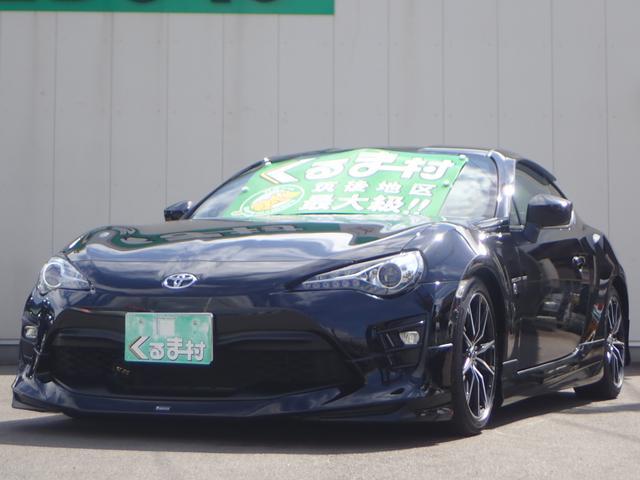 トヨタ GT フルセグSDナビ モデリスタエアロ 車高調 6速車