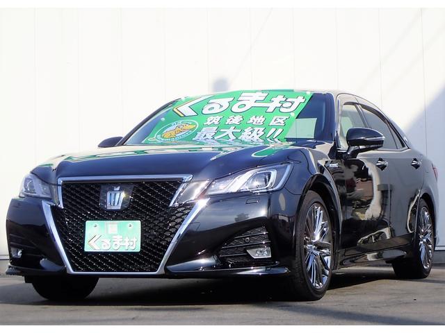 クラウンハイブリッド(トヨタ) アスリートG 中古車画像