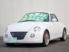 コペンアクティブトップ 電動オープン キーレス 5速車