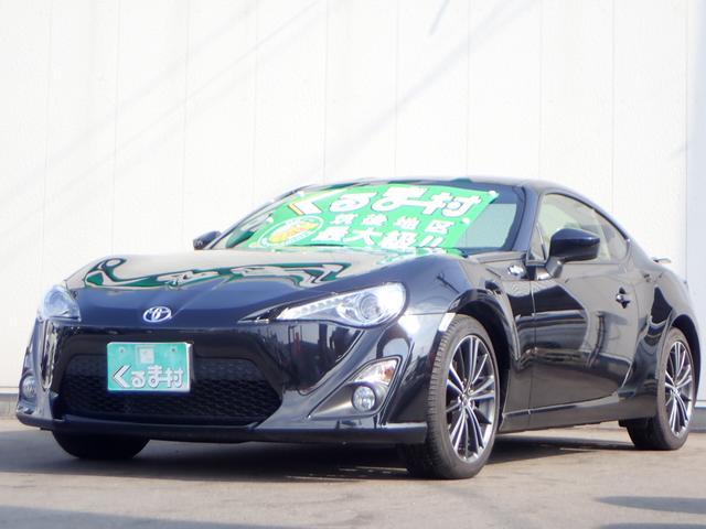 トヨタ GTリミテッド フルセグSDナビ ハーフレザー 6速車