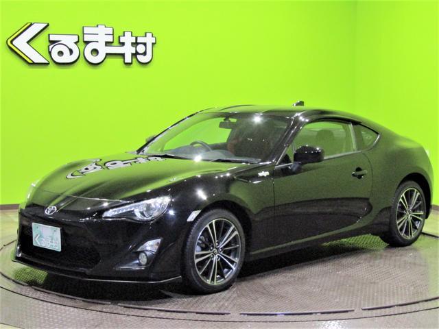 トヨタ GT フルセグHDDナビ Fスポイラー 6速車