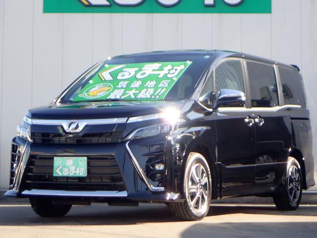 トヨタ ZS 煌 登録済未使用車 TSS-C 両側自動ドア 7人乗り