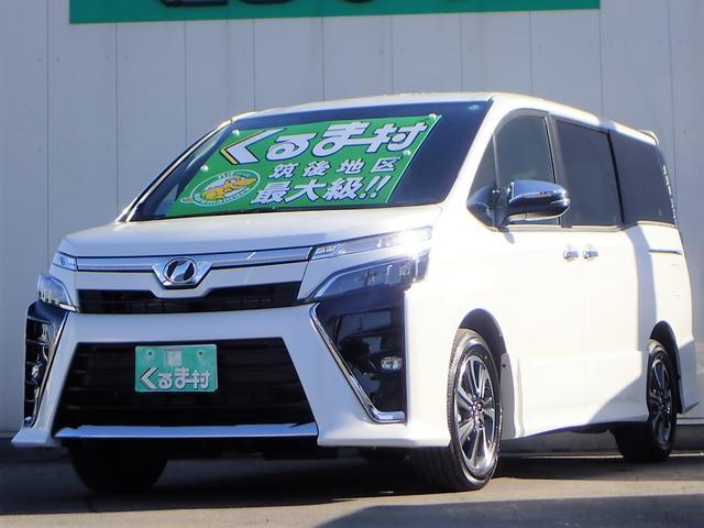 ZS 煌 登録済未使用車 TSS-C 両側自動ドア 7人乗り(1枚目)