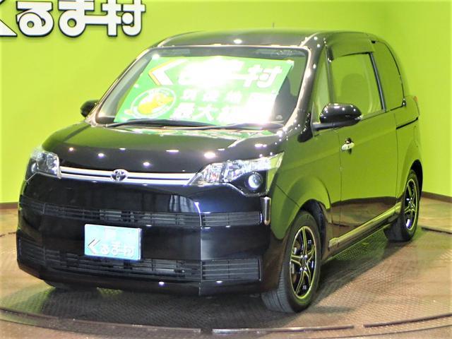 トヨタ X フルセグナビ 左自動ドア TSS-C