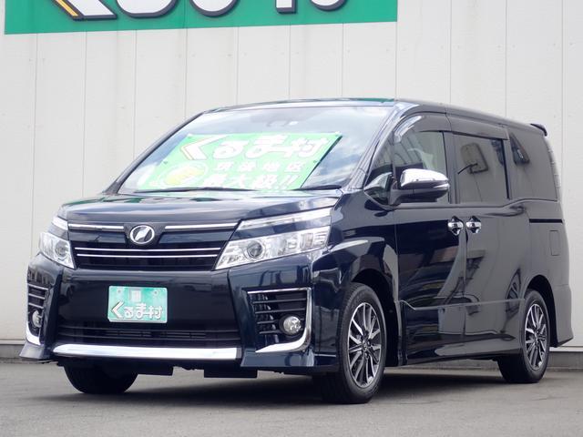 トヨタ ZS煌 フルセグツインナビ 両側自動ドア TSS-C 8人乗