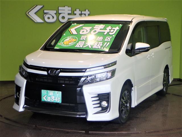 トヨタ ZS 9型ツインナビ TSS-C 両側自動ドア 7人
