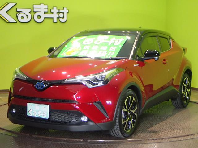 トヨタ G 9型ナビ ハーフレザー OPカラー  TSS-P LED