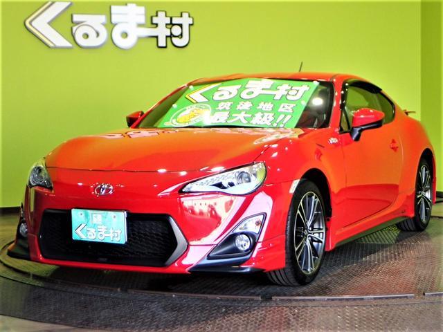 トヨタ GT-LTD フルセグナビ TRDエアロ ハーフレザー 6速